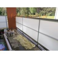 Folia Matowa Opal -szerokość 152.4 cm